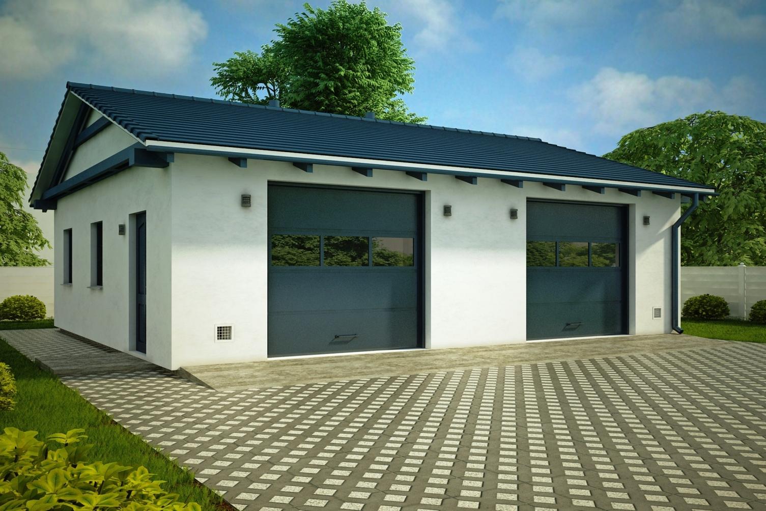 Строительство гаражей под ключ в Пензе